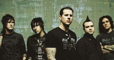 a photo of the band Avenged Sevenfold