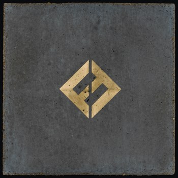 the cover of concrete and gold album
