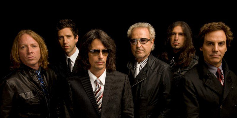 the band members of Foreigner