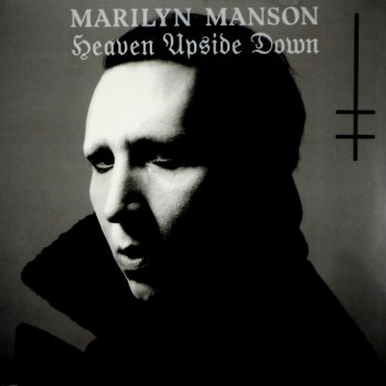 Marilyn Manson last album front cover